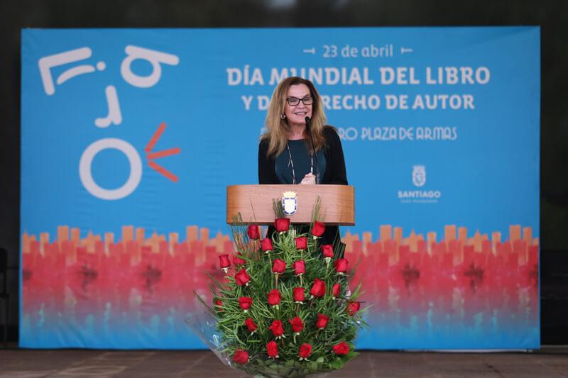 ministra Alejandra Pérez