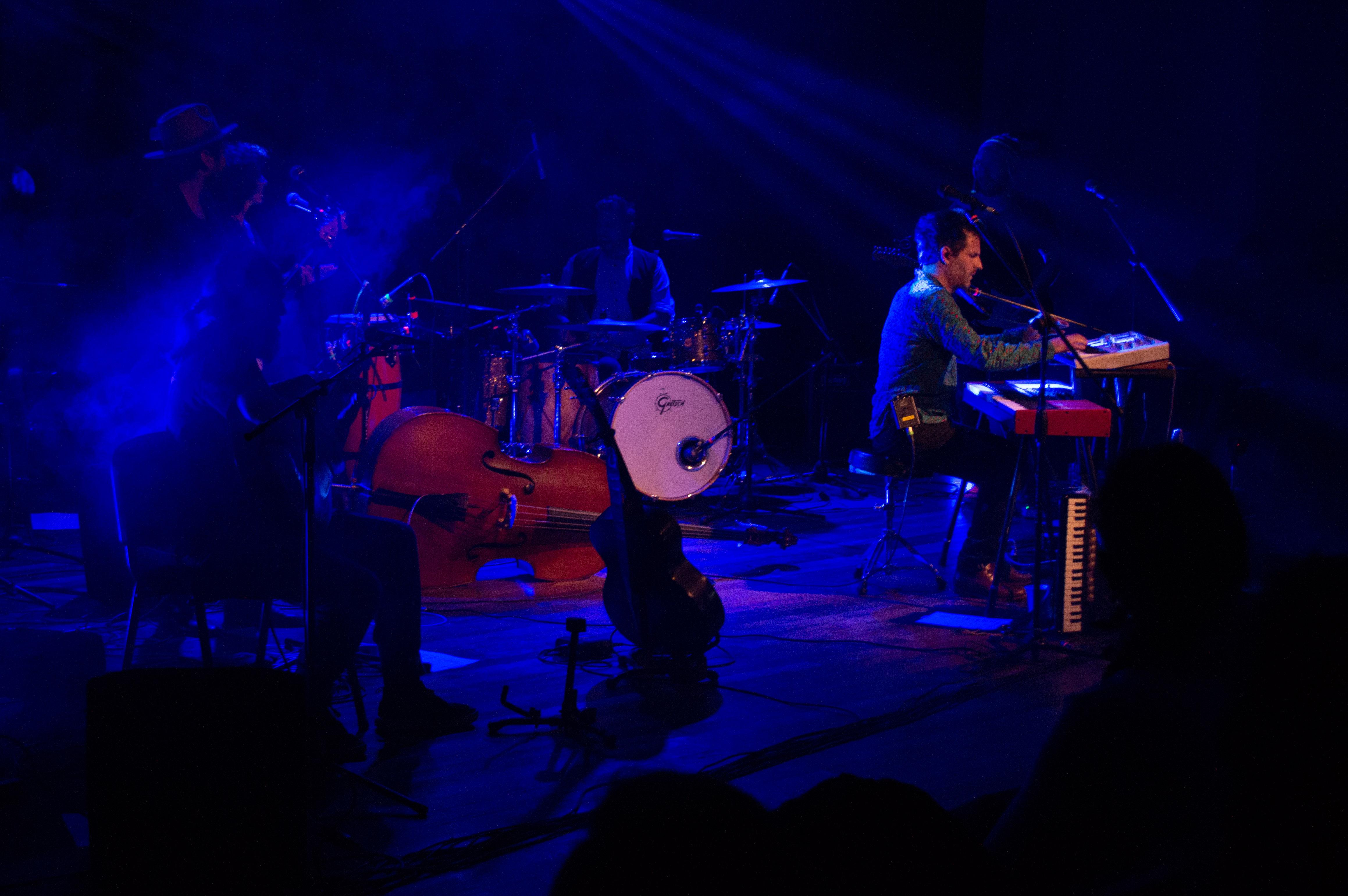 El íntimo concierto de Max Zegers en Sala Master
