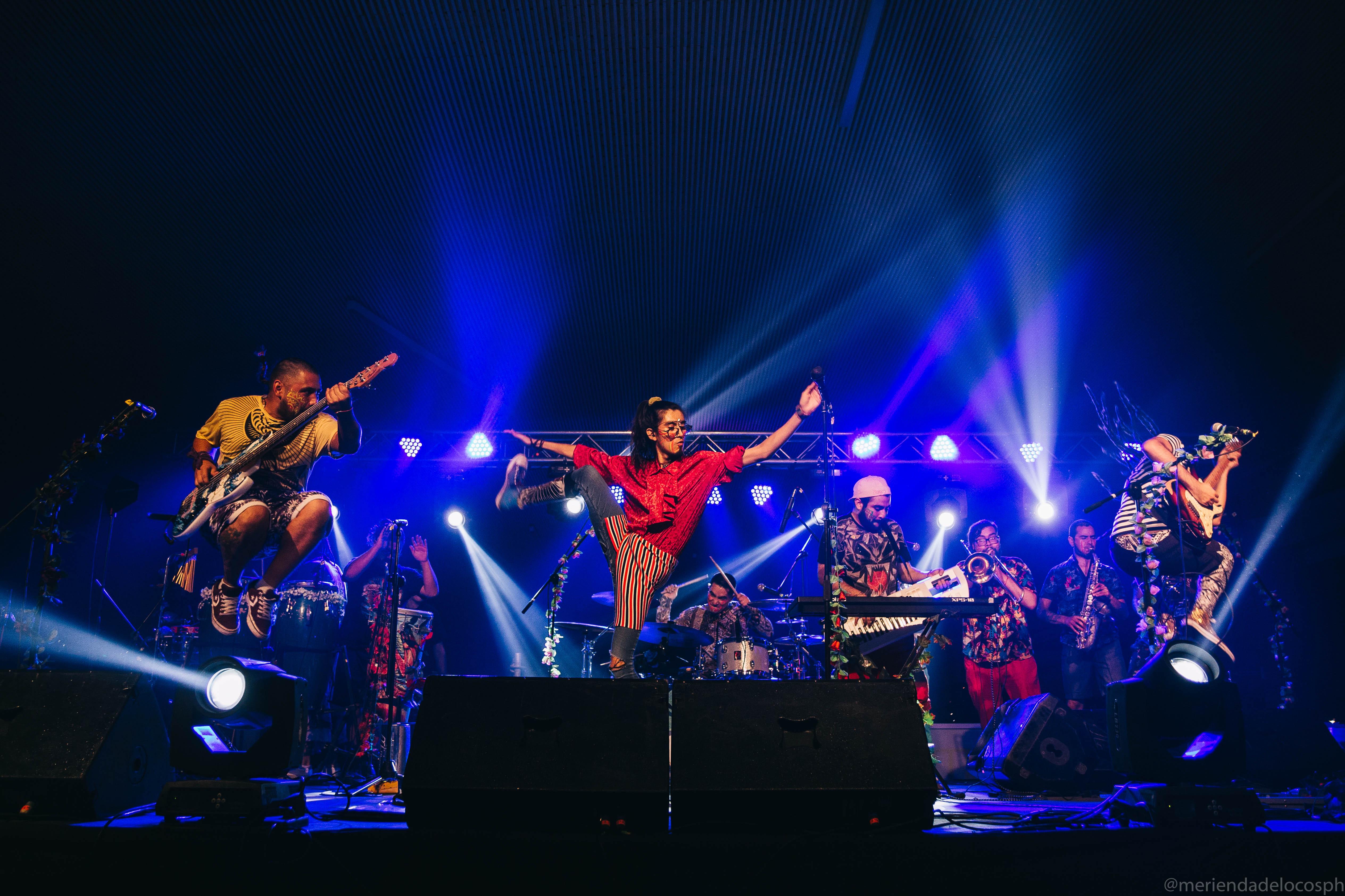 Sonora 5 Estrellas, La Transa y más artistas nacionales ofrecerán show gratuito en el Parque Quinta Normal