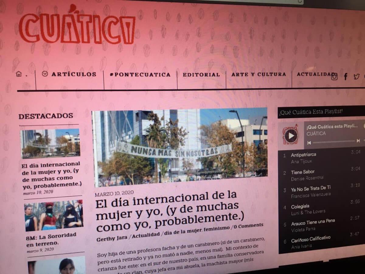Revista Cuatica