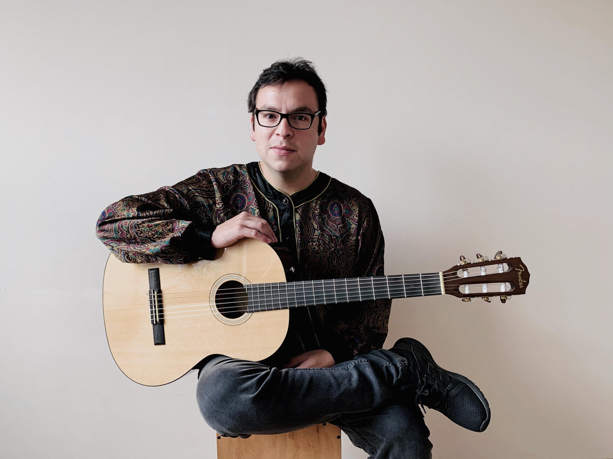 Mauro Arias Contreras (x Gustavo Bustos) 5